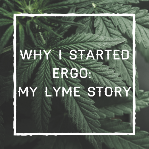 Why I started Ergo: My Lyme story