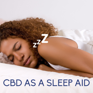 CBD as a Sleep Aid