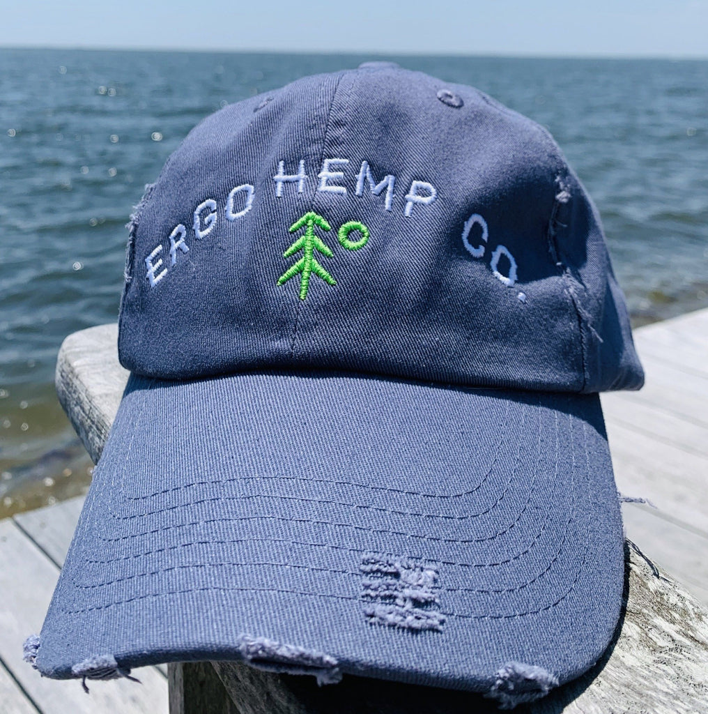 Ergo Hemp Co. Hat