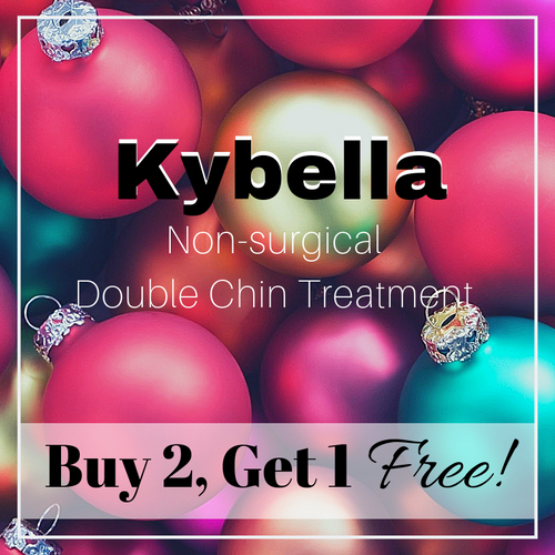 Day 2 Holiday Special : Kybella Buy 2, Get 1 Free!