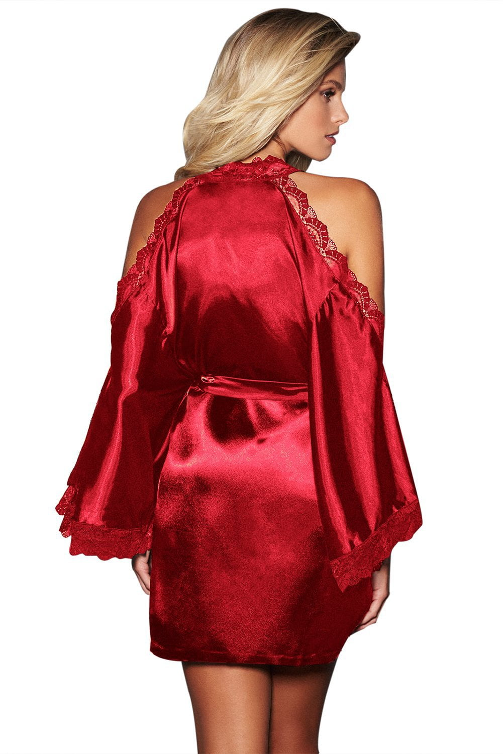 Passion Satin Robe