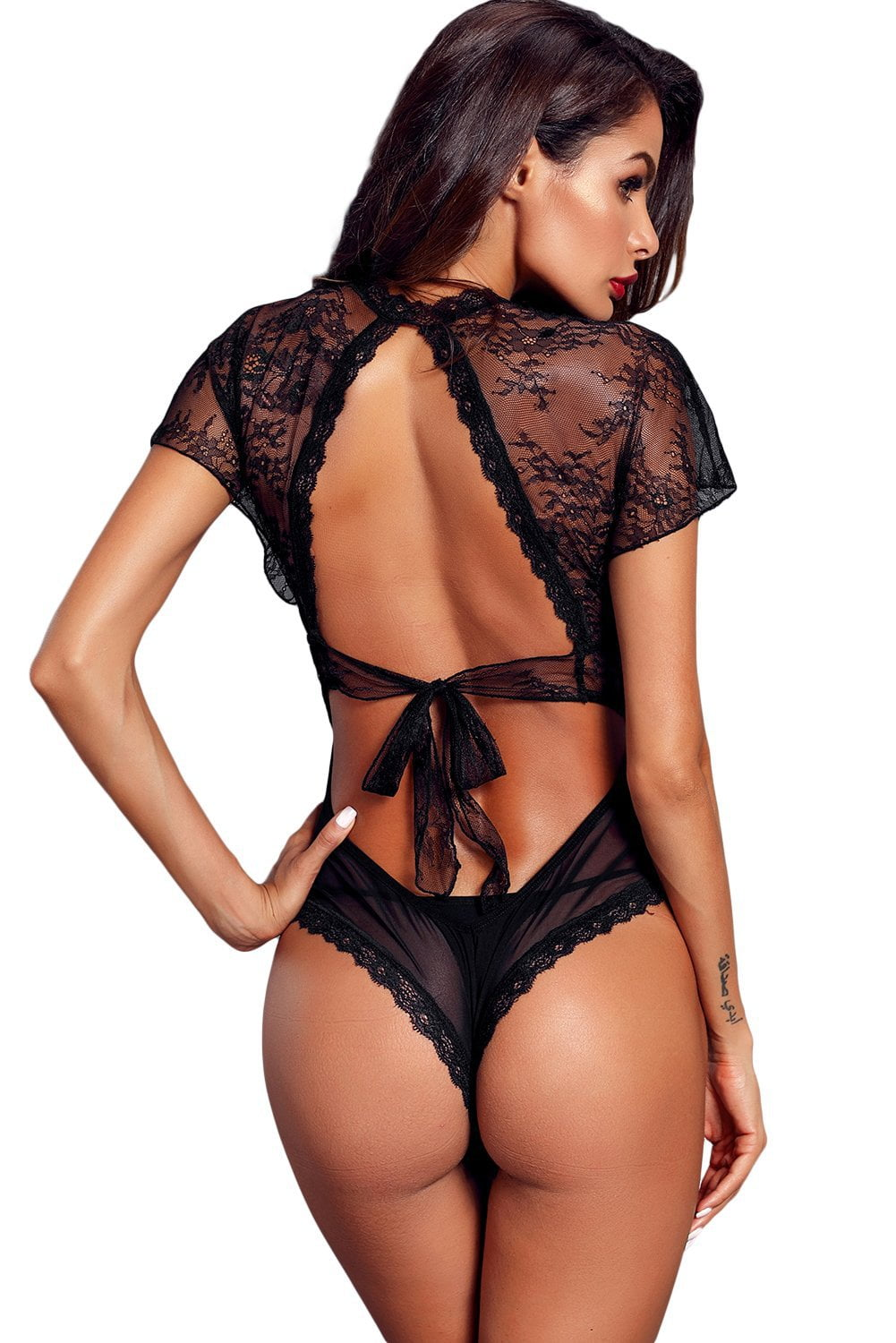 Sensation Underwire Bodysuit