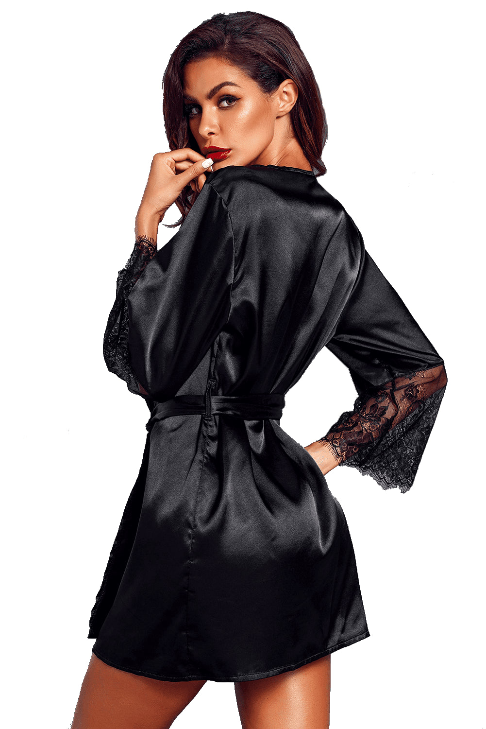 Pleasure Robe - Black