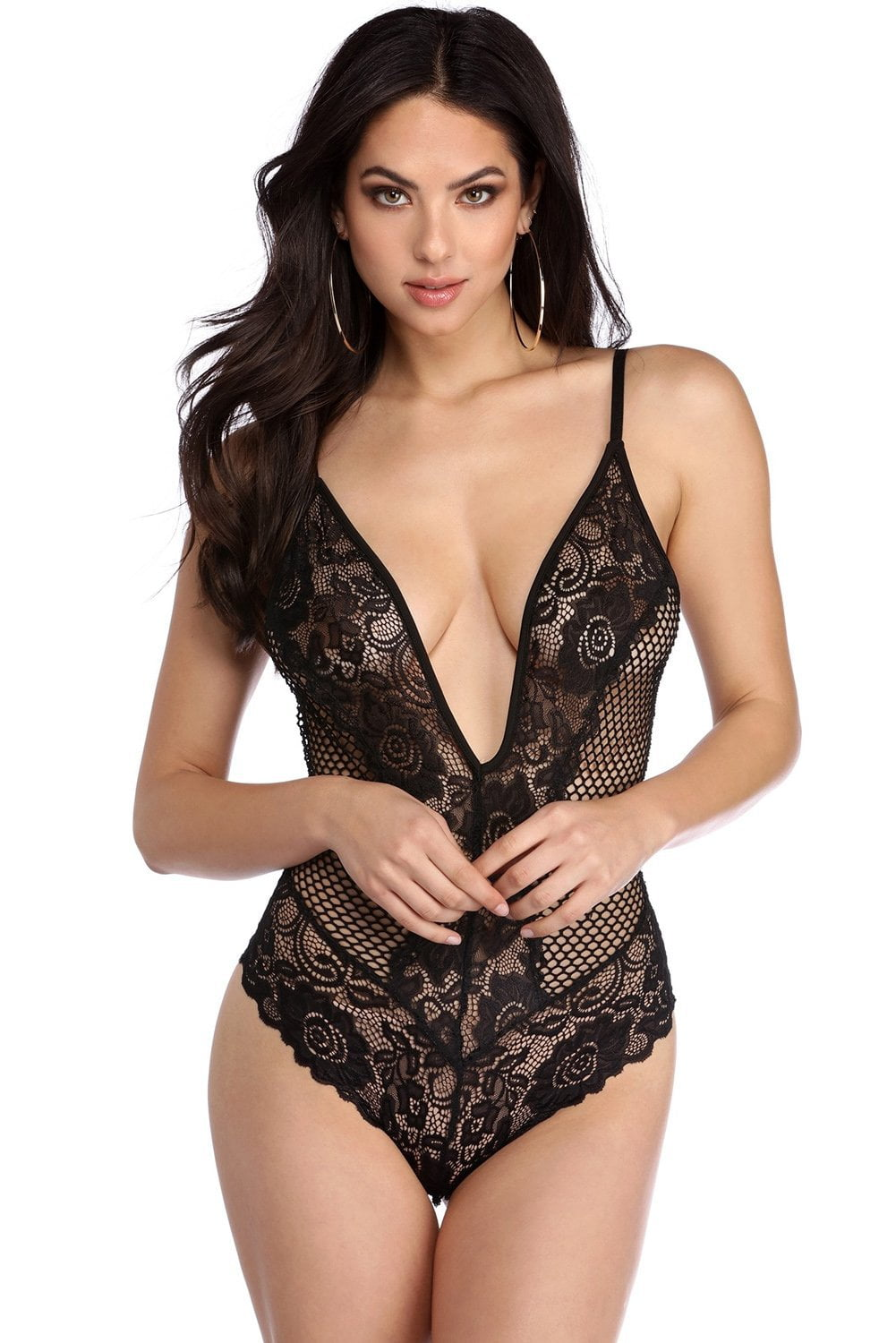 Intrigue Bodysuit (SIZE 8 LEFT)