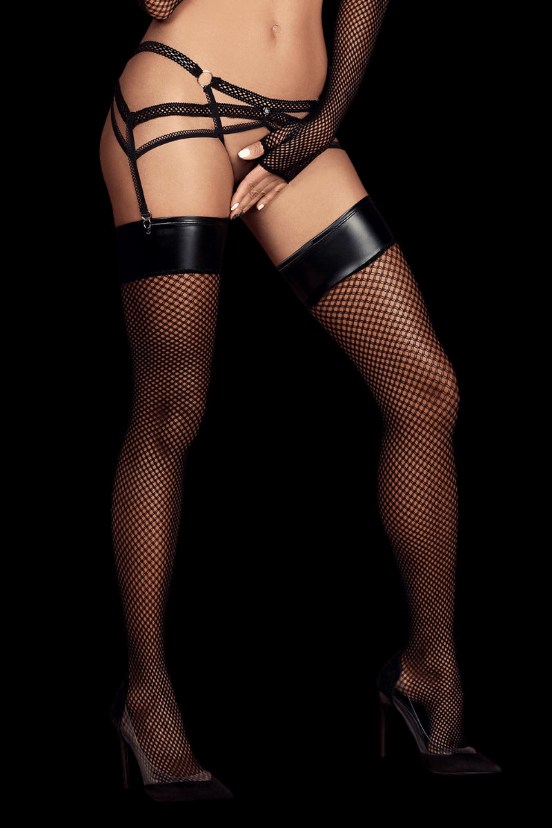 No Limits Thigh High Stockings