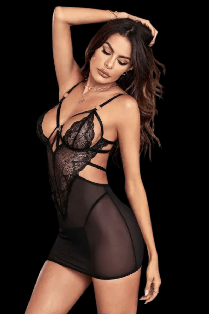 All Night Long Chemise