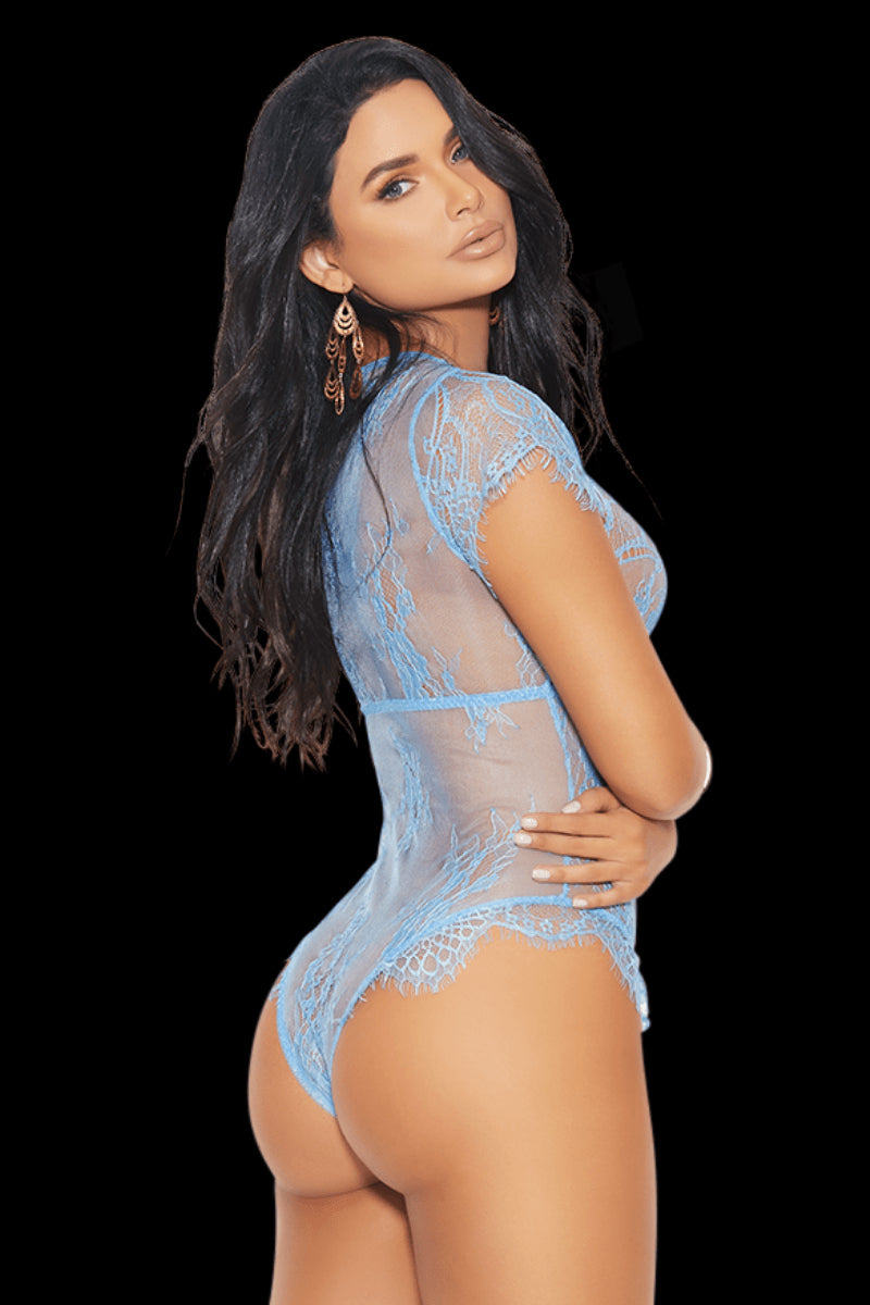 Blue Belle Bodysuit