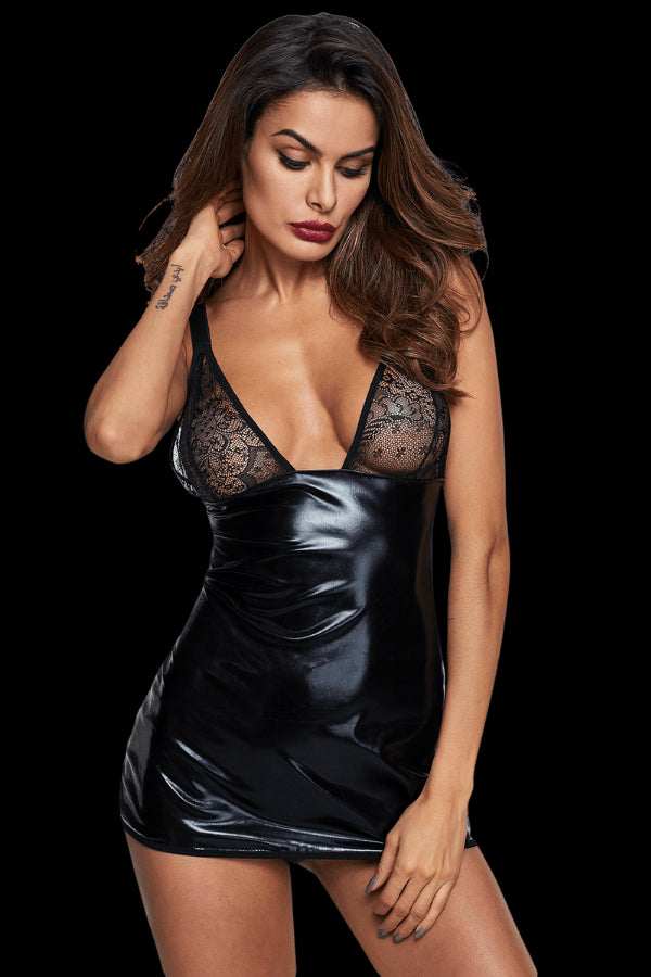 Caged Chemise