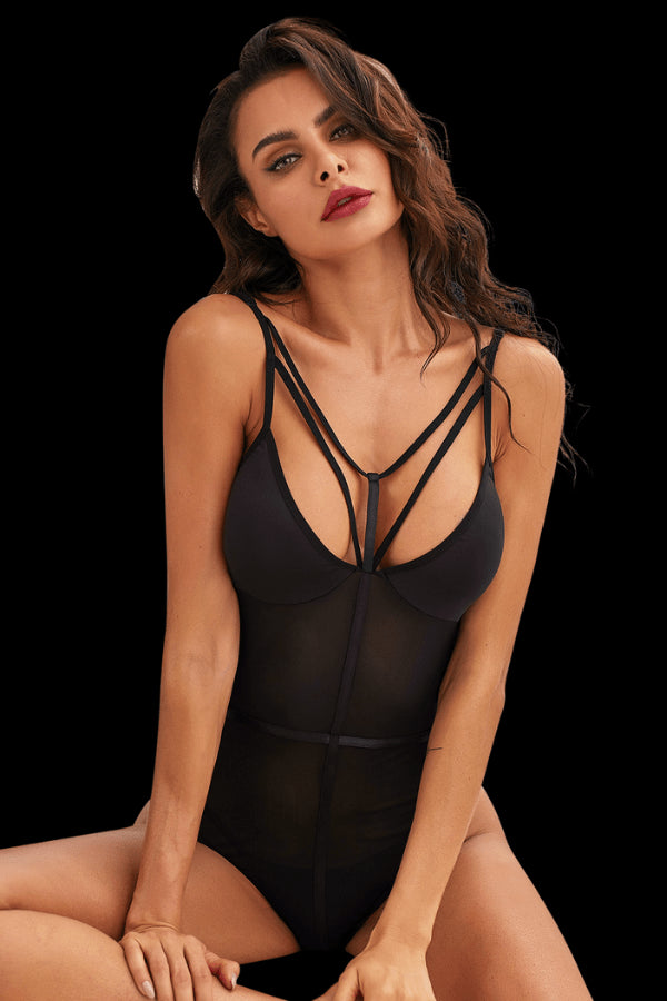 Caught Your Eye Bodysuit
