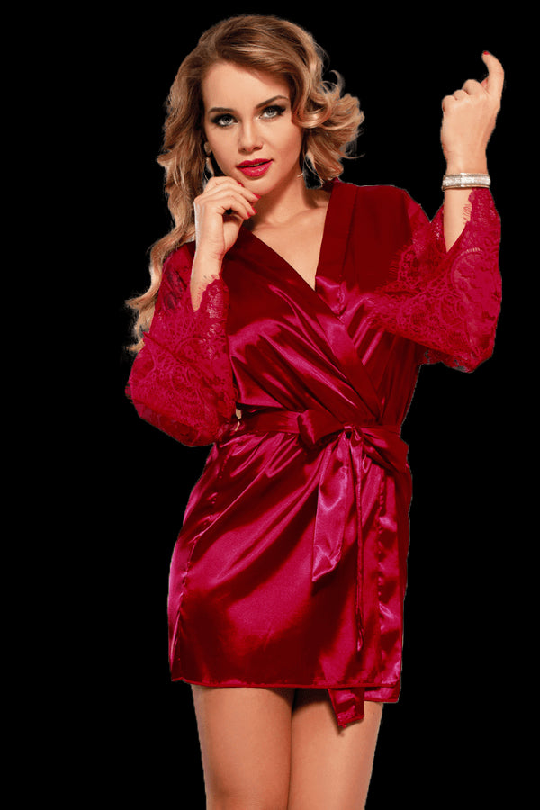 Charming Robe - Red