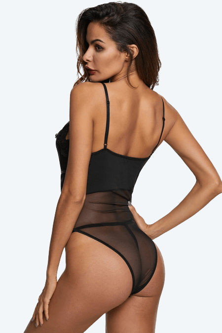 Honey Bodysuit - Black