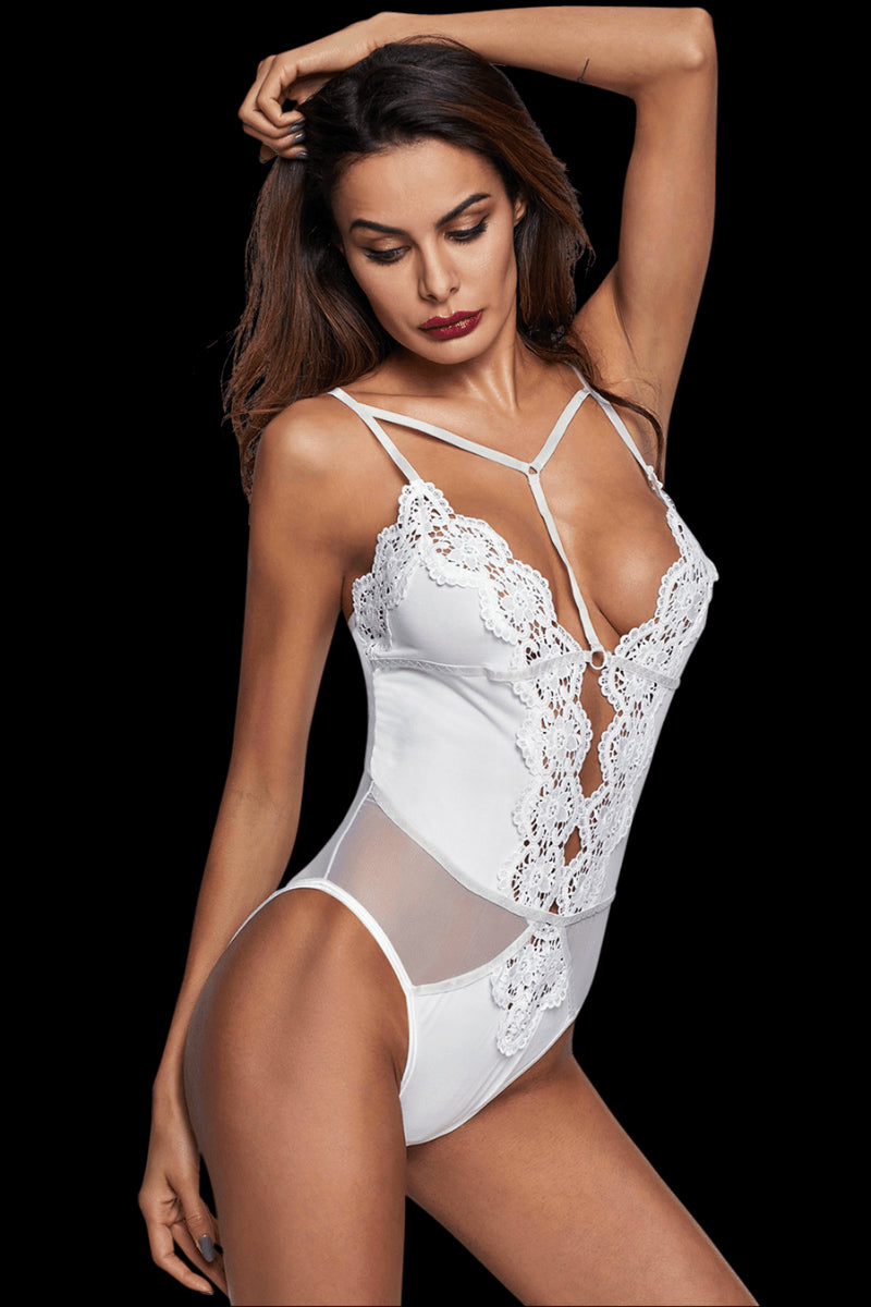 Honey Bodysuit - White