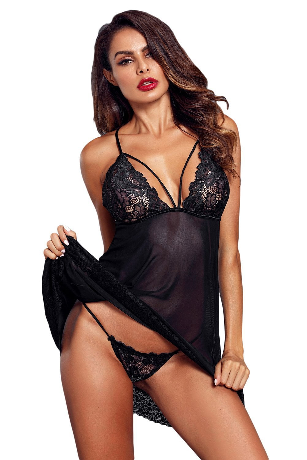 Love Affair Babydoll Set