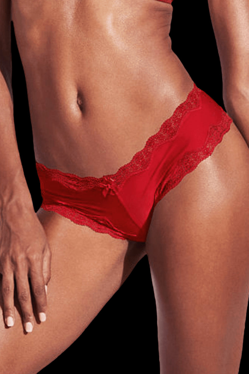 Playful Brief - Red