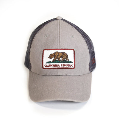 CALIFORNIA PATCH HAT
