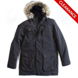 Men's Glacier Parka Navy (S)