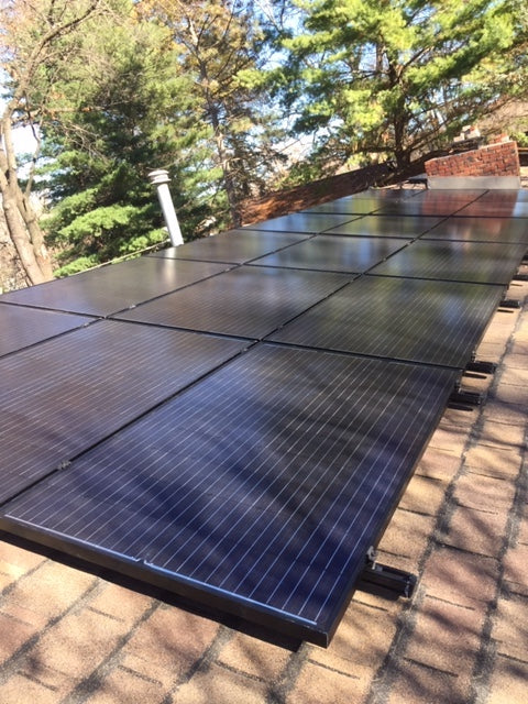 5.6 kW Solar w/ Microinverters