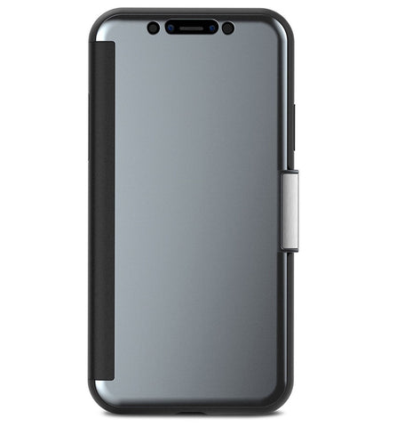 Étui folio StealthCover Moshi pour iPhone XS/X