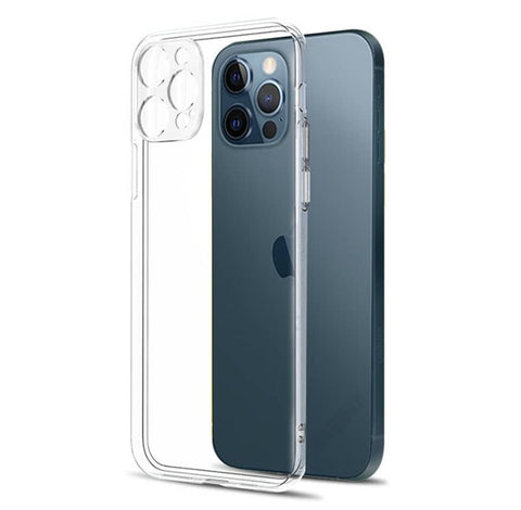 Coque Originale Clear Visibility 0,3mm pour iPhone 12/mini/Pro/Max