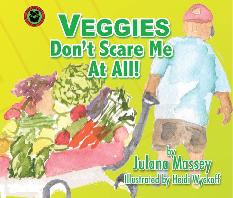 C- Veggies Don't Scare Me At All!
