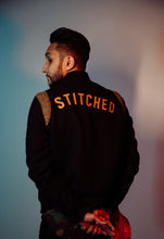 "Load image into Gallery viewer, ""Stitched"" Tiger Varsity Jacket"
