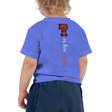 Load image into Gallery viewer, SOS Tiger Toddler Short Sleeve Tee