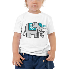 Load image into Gallery viewer, SOS Elephant Toddler Short Sleeve Tee