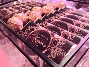 Personalised Chocolate Wrappers