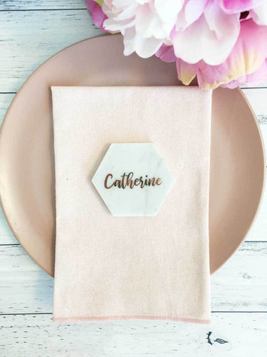 Marble Tile Coasters