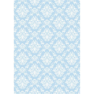 A4 Paper Bluebell Boudoir 5pk - Paper and Card