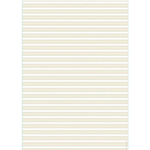 ®Cristina Re A4 Paper English Pinstripe 5pk
