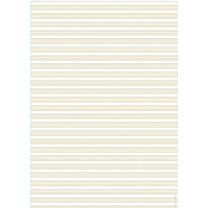 A4 Paper English Pinstripe 5pk - Paper and Card