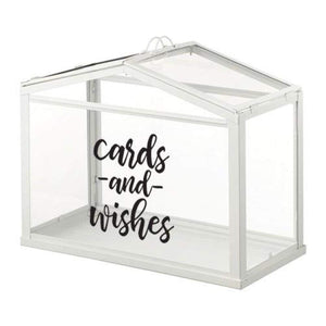 """Cards & Wishes"" - Decal"