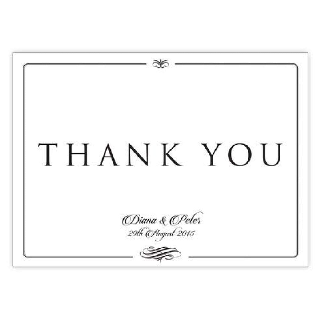 Diana - Thank you Cards
