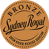 Sydney Royal Show Winner - Bronze