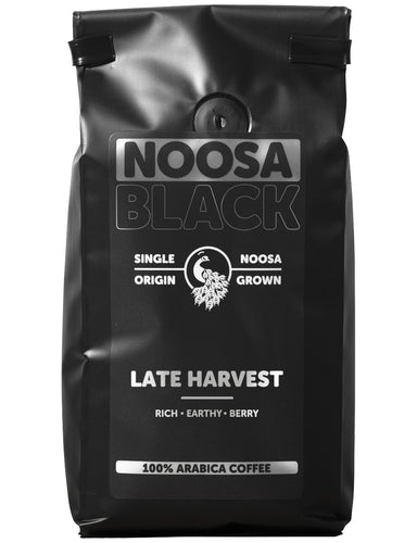 Late Harvest - Single origin coffee grown in Noosa