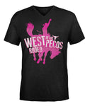 Bronc Pink-Out Tee