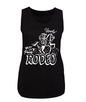 Ladies Rodeo Cowgirl Tank