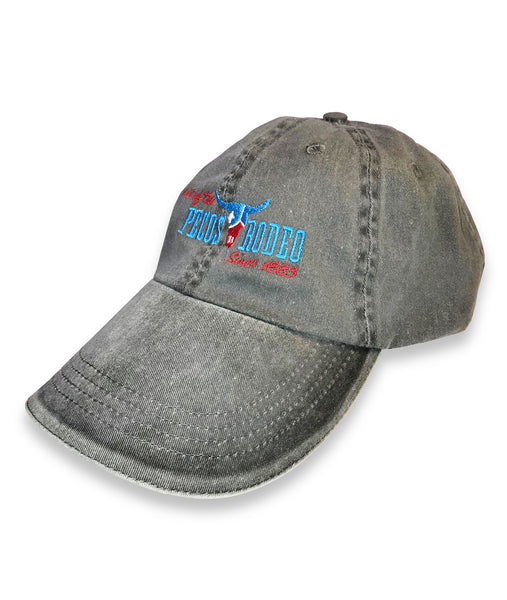 Charcoal Pecos Rodeo Cap