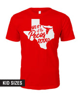 Kids Pecos Texas Tee
