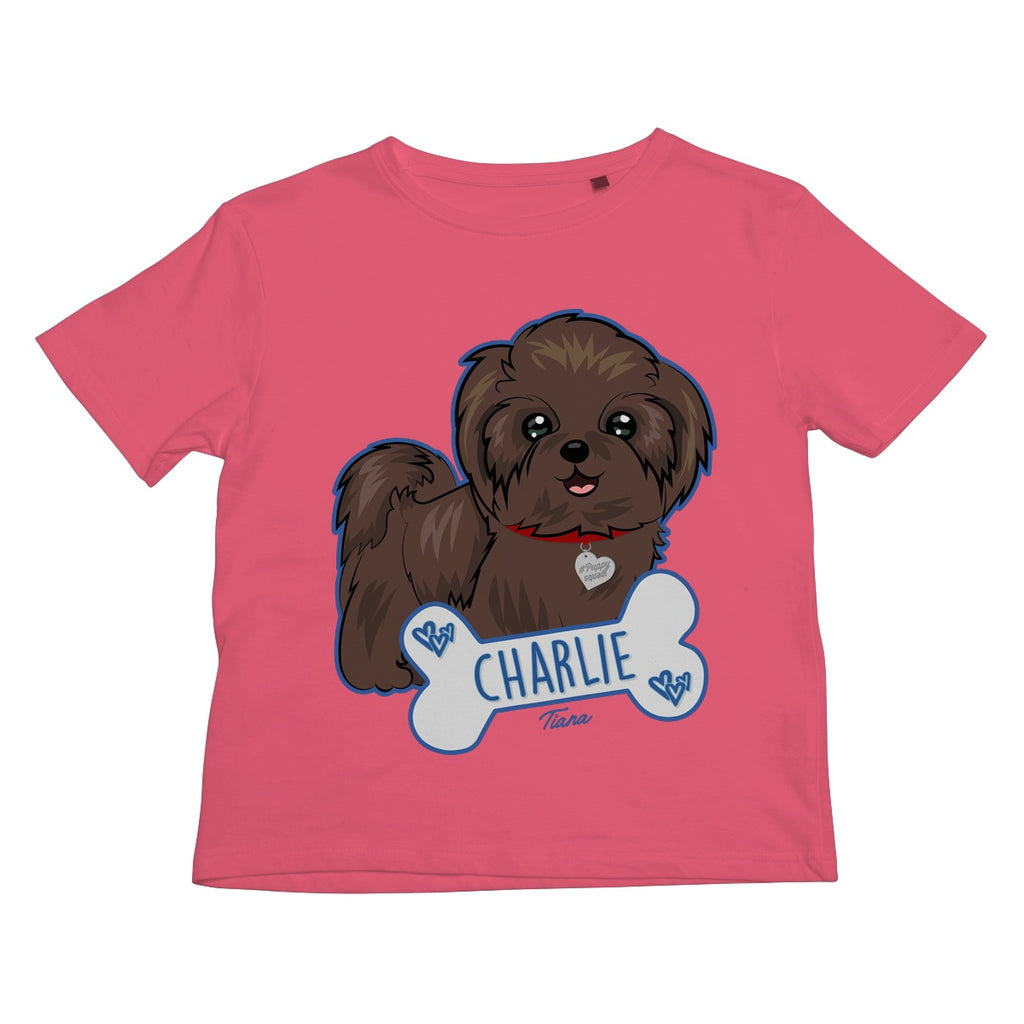 Charlie T-Shirt - Hearts By Tiana
