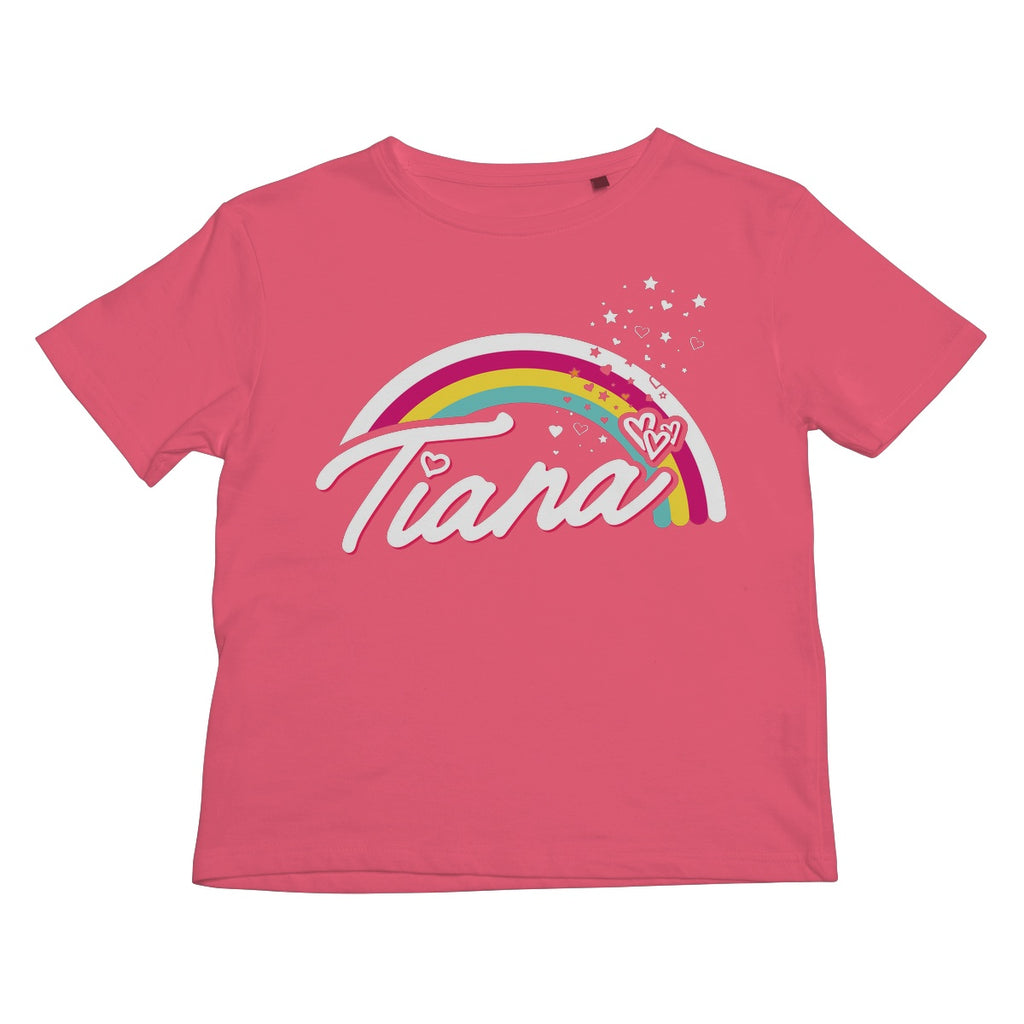Kids Retail T-Shirt - Hearts By Tiana