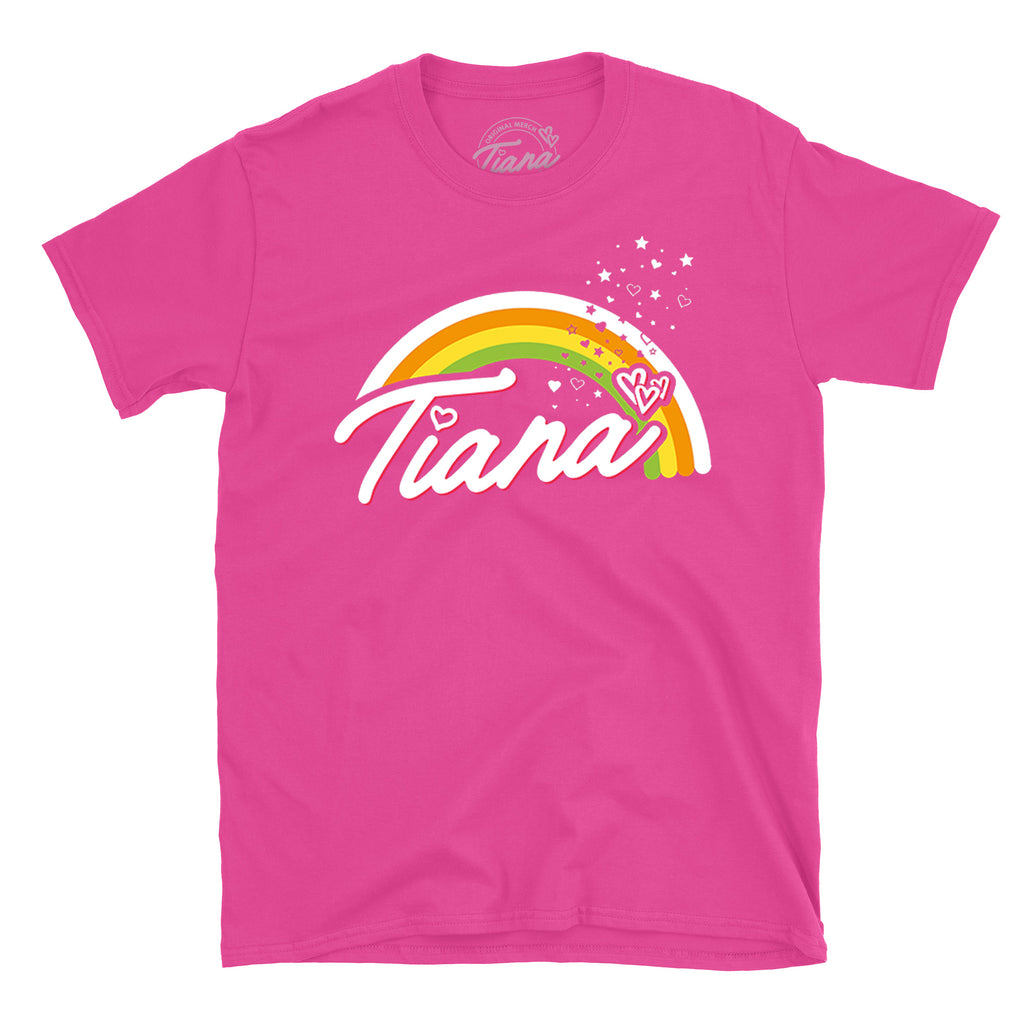 Rainbow T-Shirt - Hearts By Tiana