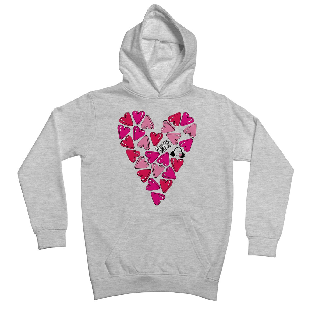 Hearts Kids Retail Hoodie - Hearts By Tiana