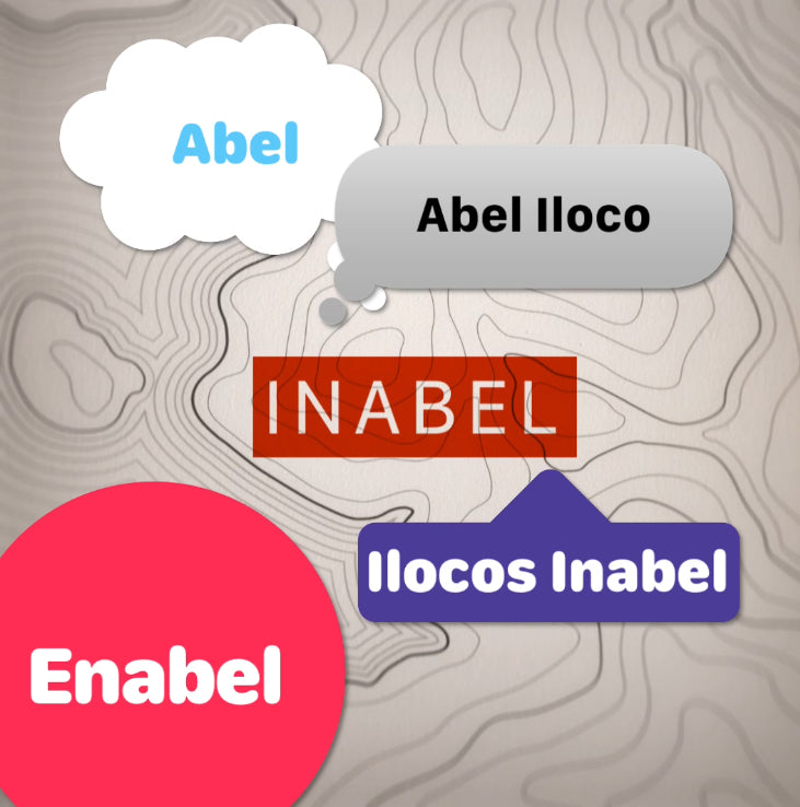 What's in a Name? Inabel, Enabel, or Abel?