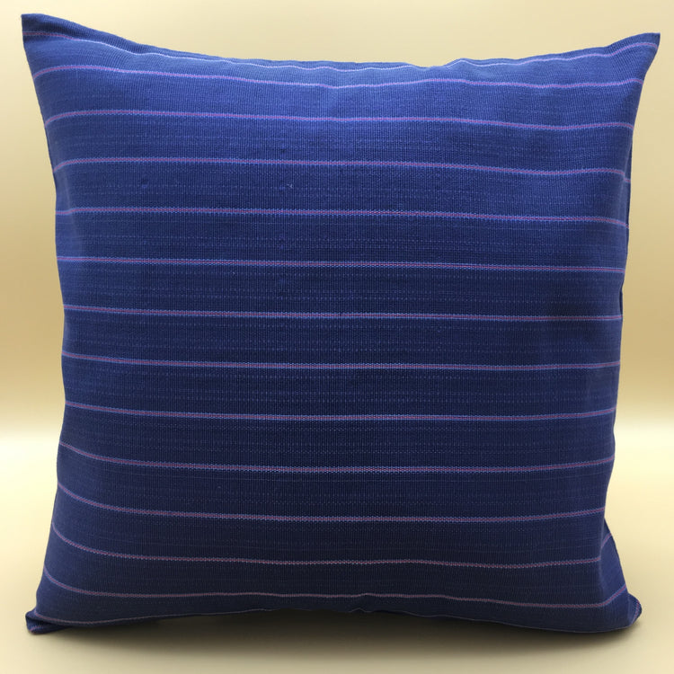 Abel Paoay stripe accent pillow