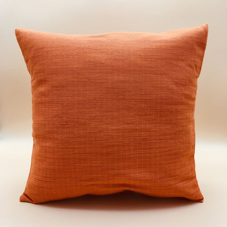 Abel tiger orange accent pillow