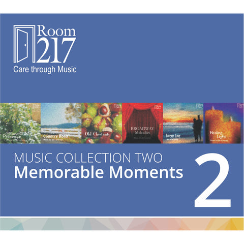 Music Collection 2 - MEMORABLE MOMENTS