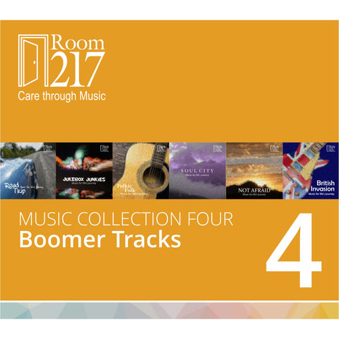 Music Collection 4 - BOOMER TRACKS