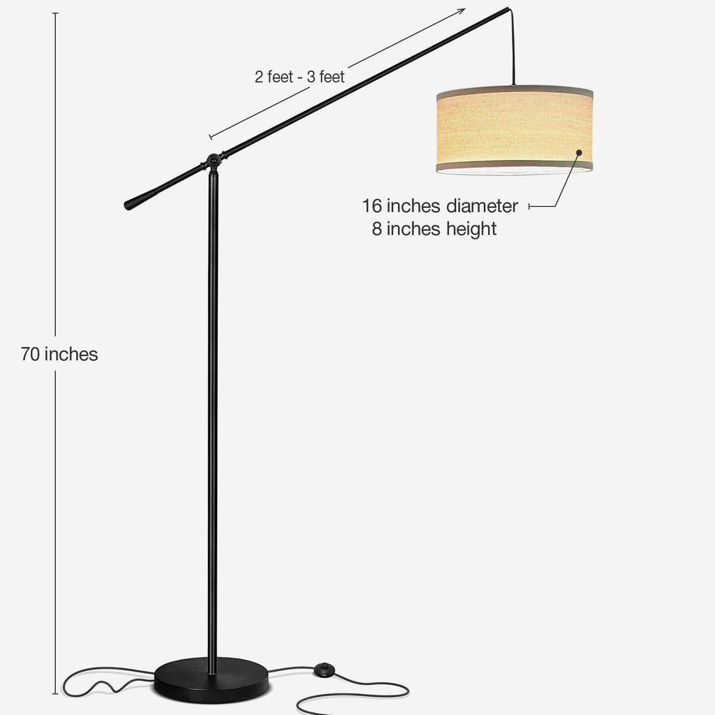 Cool Hudson Living Room Led Arc Floor Lamp For Behind The Couch Ibusinesslaw Wood Chair Design Ideas Ibusinesslaworg